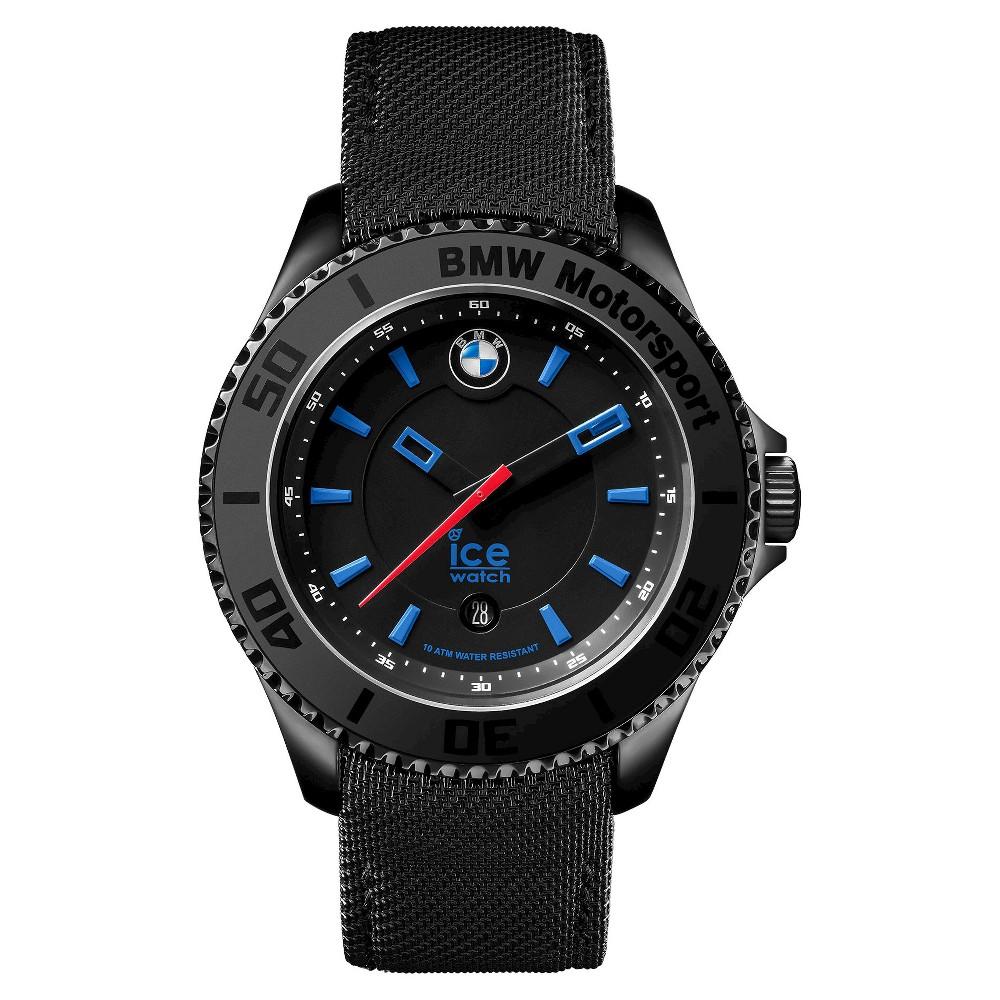 Mens Ice Watch Bmw Motorsport Analog Watch - Black
