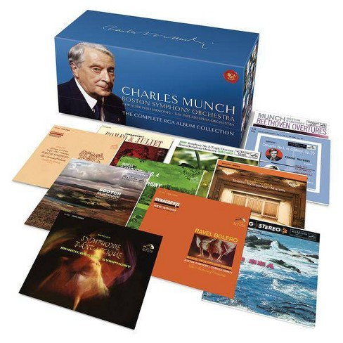 Charles Munch - Complete Album Collection (CD) - image 1 of 1