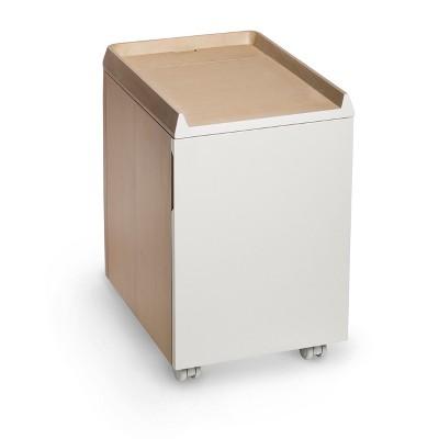 2 drawer file cart modern by dwell magazine
