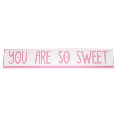 Sadie & Scout® Wall Art - Chelsea - You Are So Sweet