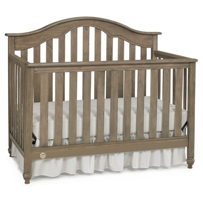 Fisher-Price Kingsport 4-in-1 Convertible Crib - Vintage Gray