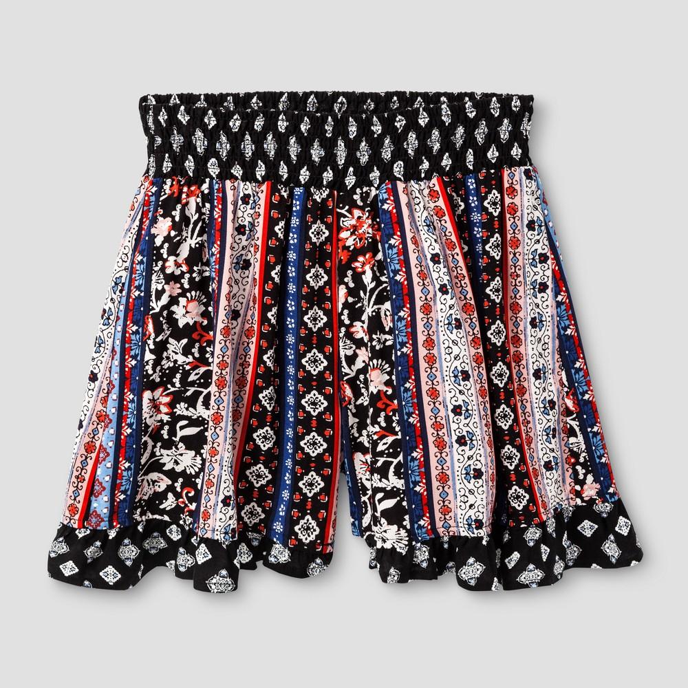 Girls Printed Shorts - Art Class XS, Size: XS (4-5), Multicolored