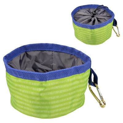 Cat and Dog Food and Drink Dispensers - Green/Blue - L - Boots & Barkley™