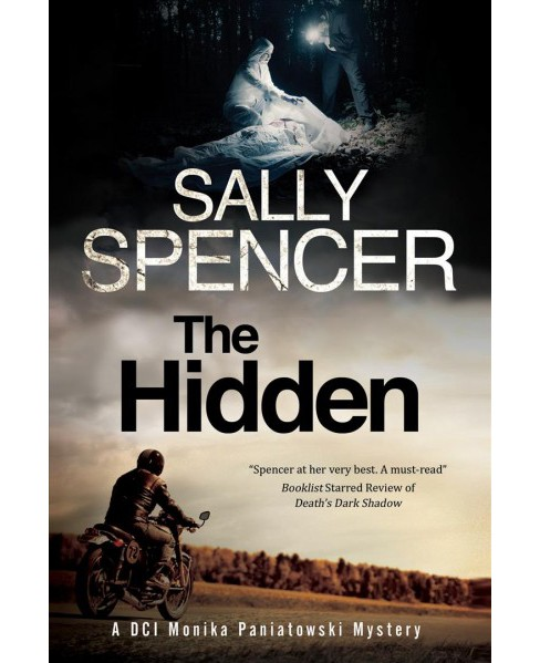 Hidden : A British Police Procedural Set in the 1970s (Hardcover) (Sally Spencer) - image 1 of 1