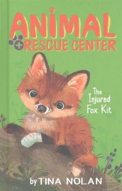 Injured Fox Kit (Library) (Tina Nolan)