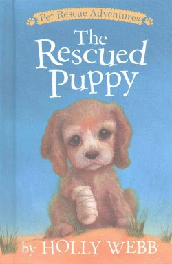 Rescued Puppy (Library) (Holly Webb)