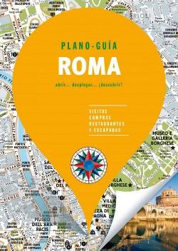 Plano Guía Roma / Rome (Paperback) (Assia Rabinowitz & Melanie Le Bris)