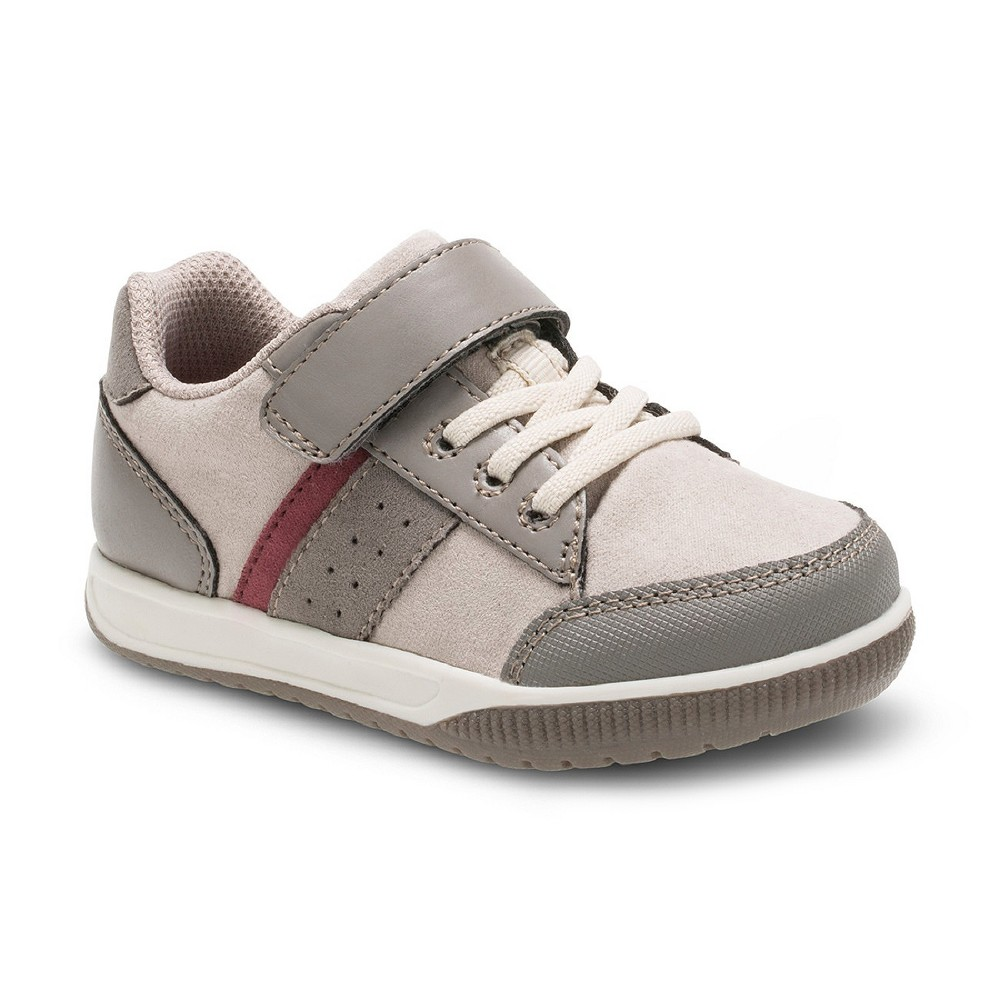 Toddler Boys Surprize by Stride Rite Darrell Sneakers - Gray - 10