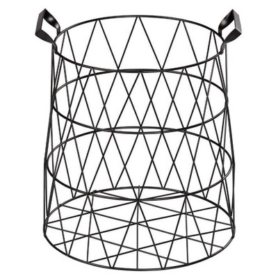 Wire Basket - Black - Noble Supply Co.