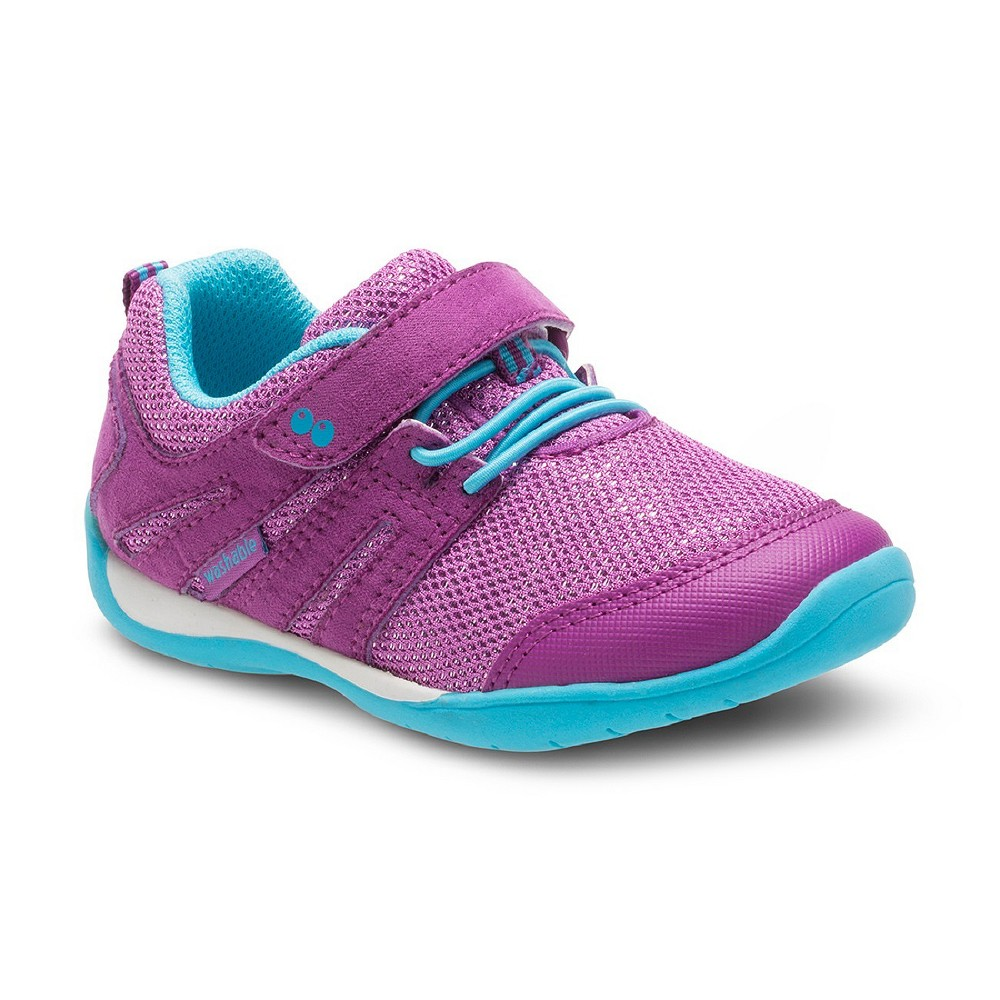 Toddler Girls Surprize by Stride Rite Performance Athletic Shoes 7 - Purple