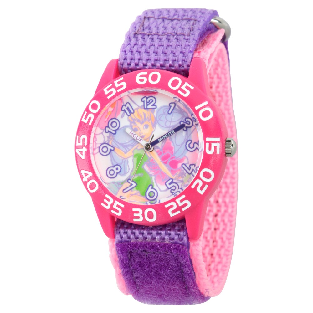 Disney Fairies Tinkerbell Kids Watch - Purple, Girls