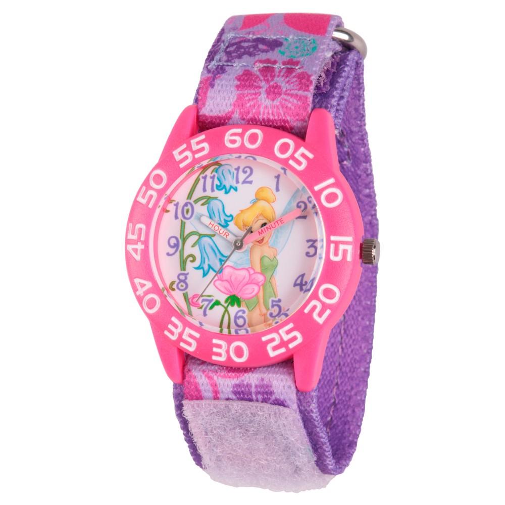 Disney Fairies Tinkerbell Kids' Watch - Purple, Girl's
