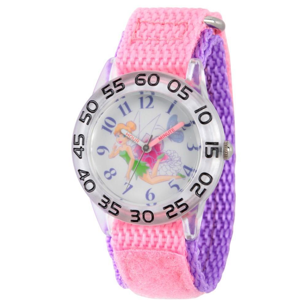 Disney Fairies Tinkerbell Kids Watch - Pink, Girls