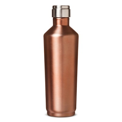 Buxton® Insulated Water Bottle - Bold Gold