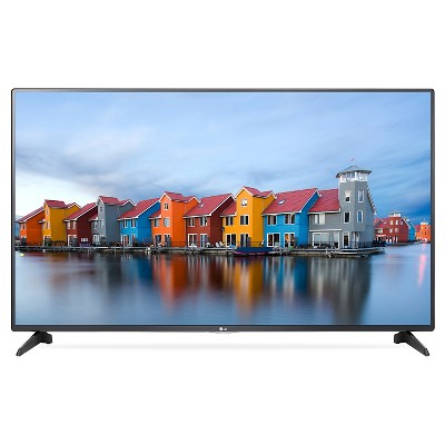 LG 55  1080p 60 Hz Smart TV - Gray (55LH5750)