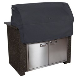 Ravenna Built In Bbq Grill Top Cover - Large - Black - Classic Accessories