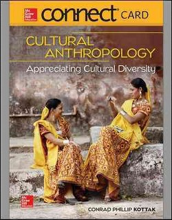 Cultural Anthropology Connect Access Card (Hardcover) (Conrad Kottak)