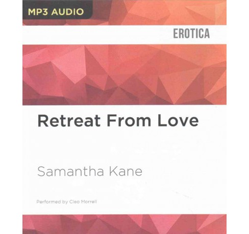 Retreat from Love (MP3-CD) (Samantha Kane) - image 1 of 1