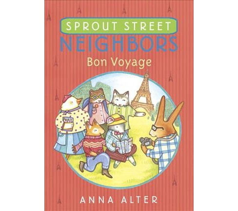 Bon Voyage (Library) (Anna Alter) - image 1 of 1