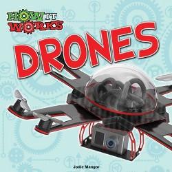 Drones (Library) (Jodie Mangor)