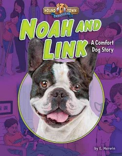 Noah and Link : A Comfort Dog Story (Library) (E. Merwin)