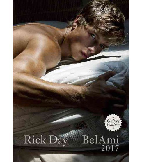 Rick Day Bel Ami 2017 Calendar : Gallery Edition (Paperback) - image 1 of 1