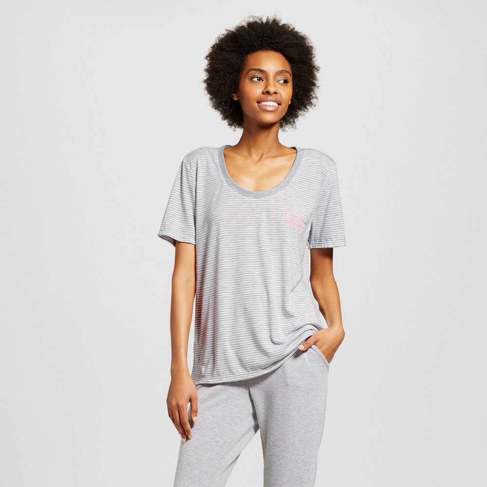 Womens Sleep T-Shirt - Xhilaration White S
