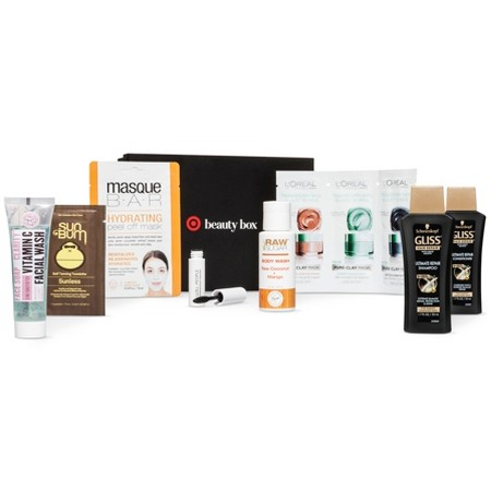 Target Beauty Box is Back!