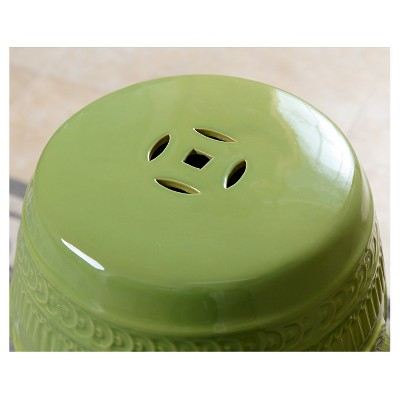 Chinese Lion Lime Green Ceramic Garden Stool - Abbyson Living  sc 1 st  Target & Chinese Lion Lime Green Ceramic Garden Stool - Abbyson Living : Target islam-shia.org