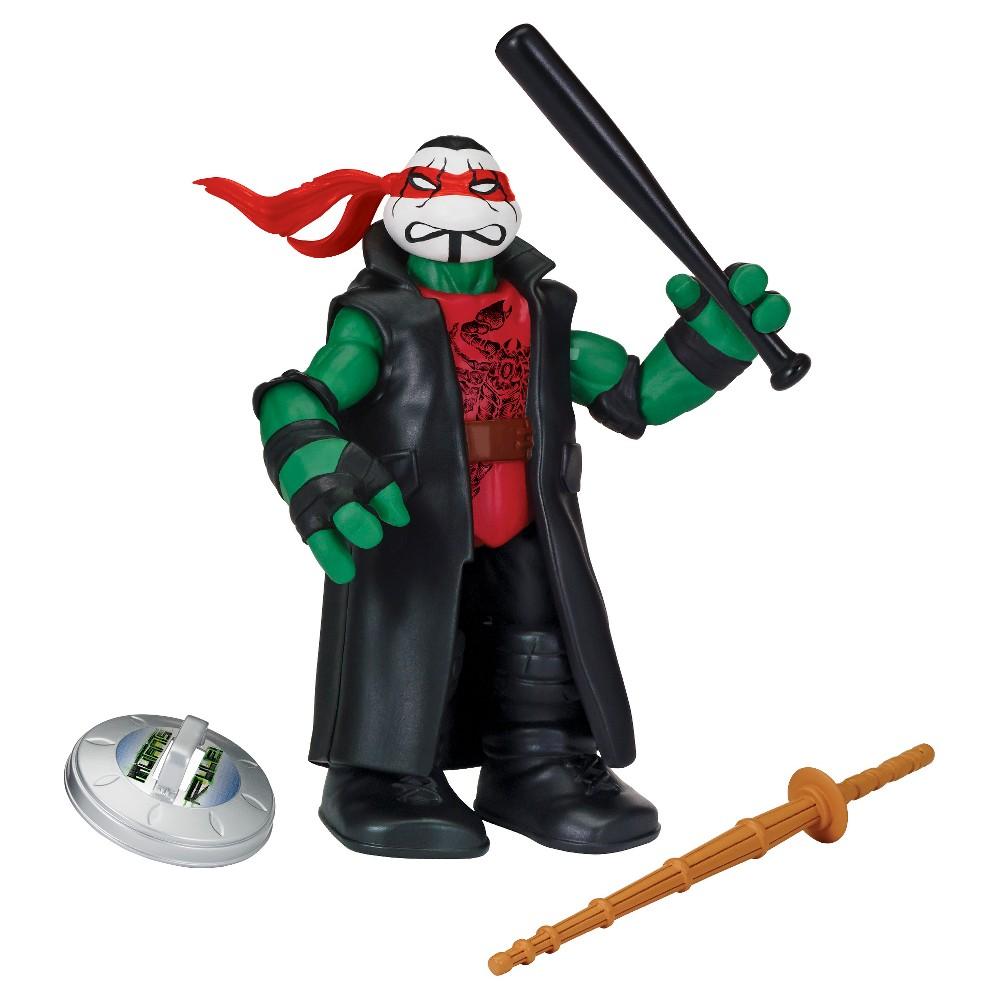 Teenage Mutant Ninja Turtles Action Figure - Wrestler Raphael