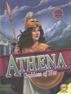 Athena : Goddess of War (Library) (Teri Temple)