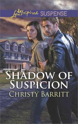 Shadow of Suspicion (Paperback) (Christy Barritt)