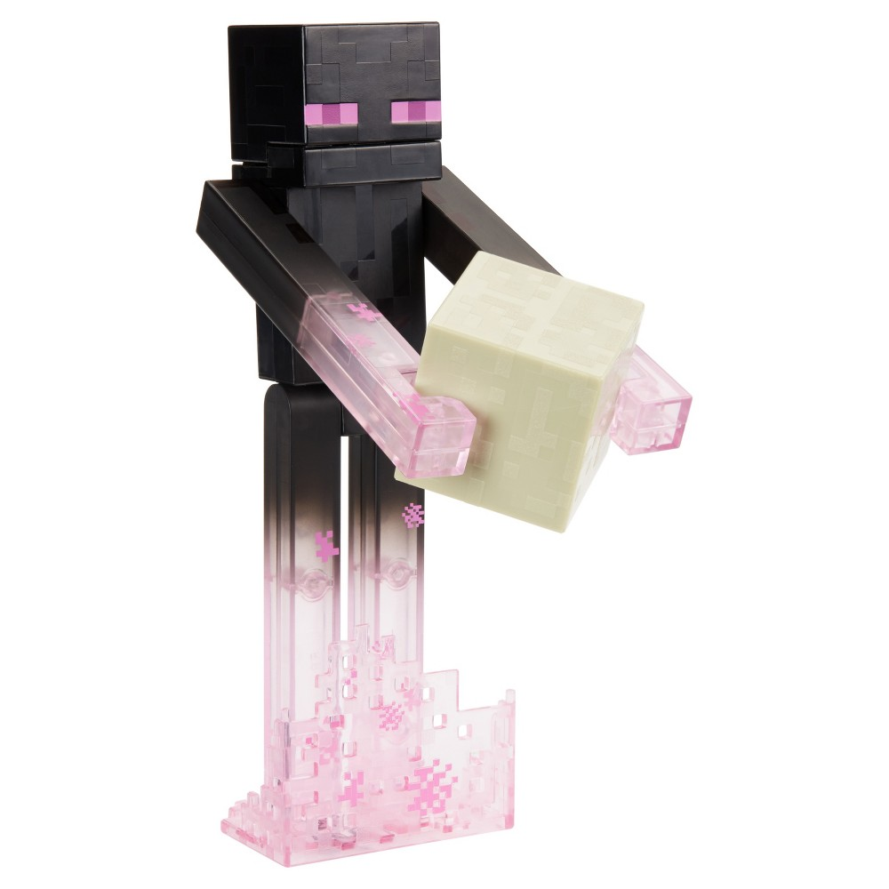 Minecraft Teleporting Enderman Figure