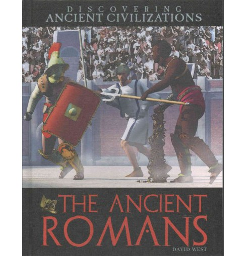 Ancient Romans (Library) (David West) - image 1 of 1