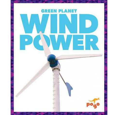Wind Power (Library) (Rebecca Pettiford) - image 1 of 1