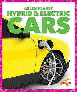 Hybrid and Electric Cars (Library) (Rebecca Pettiford)