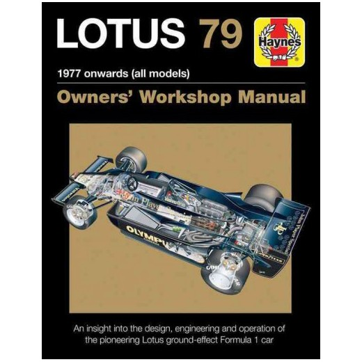 haynes lotus 79 owners 39 workshop manual 1977 onwards. Black Bedroom Furniture Sets. Home Design Ideas