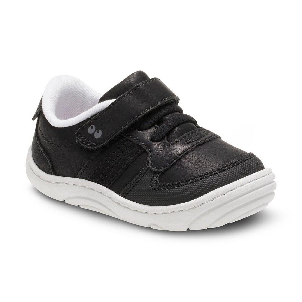 Boys Surprize by Stride Rite Alec Sneakers - Black 2