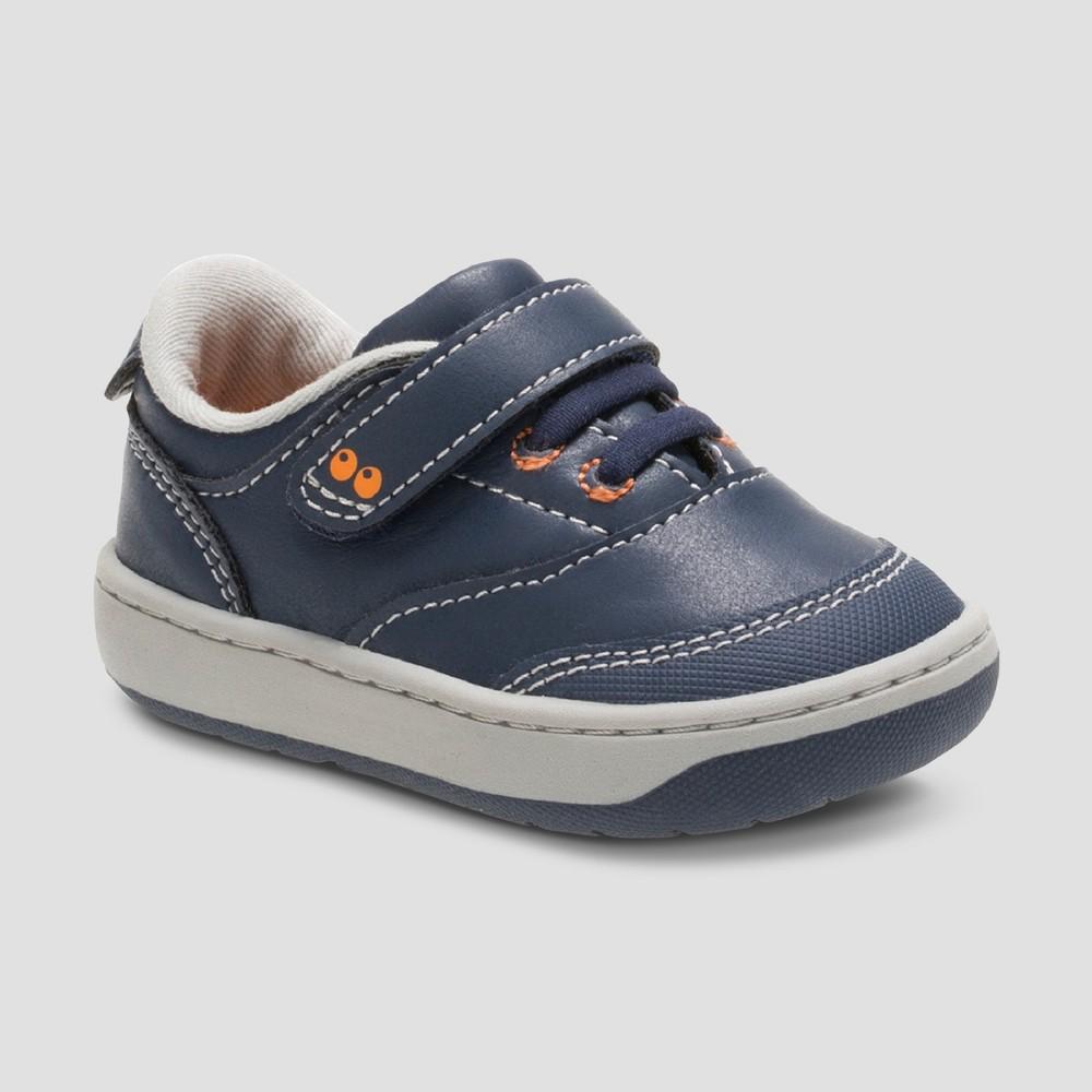 Boys Surprize by Stride Rite Arthur Sneakers - Navy 4, Blue