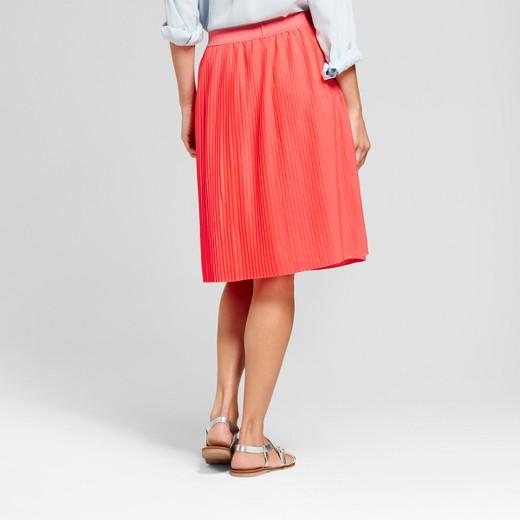 Women's Pleated Skirt™ - Merona™ : Target