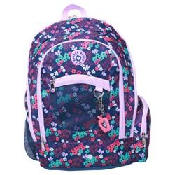 """Double Dutch Club 18"""" Kids Backpack"""