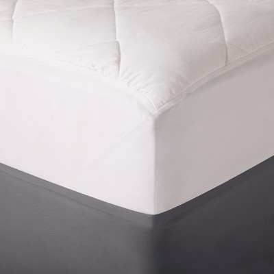 Triple Protection Mattress Pad (Twin)White - Serta®