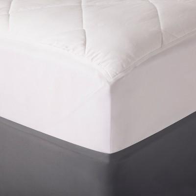 Triple Protection Mattress Pad (California King)White - Serta®