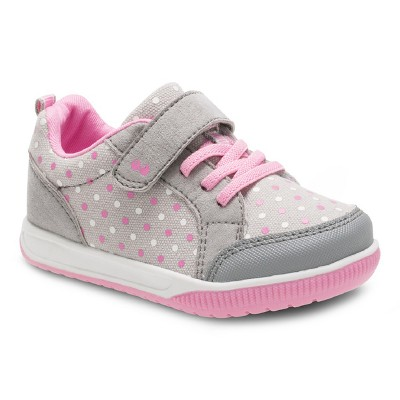 Toddler Girls' Surprize by Stride Rite Cybill Sneakers 9 - Gray