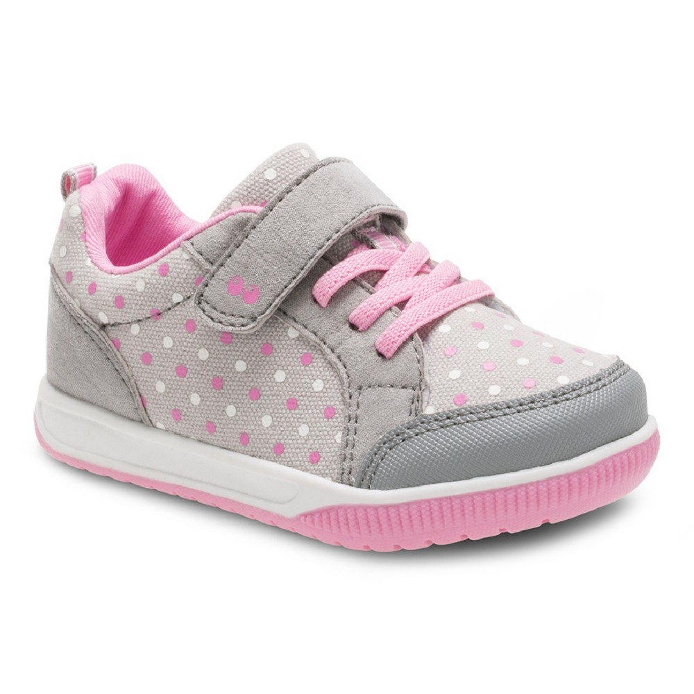 Toddler Girls Surprize by Stride Rite Cybill Sneakers 5 - Gray