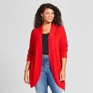 long red cardigan sweaters : Target
