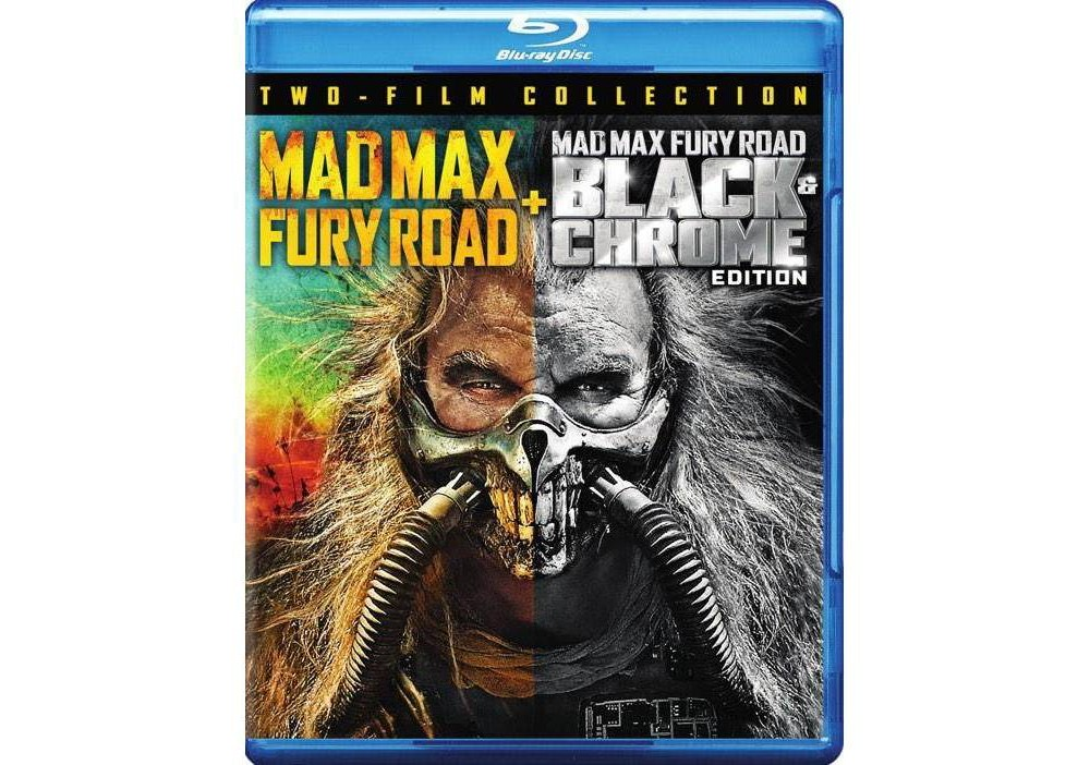 Mad Max:Fury Road/Fury Road Black & C (Blu-ray)