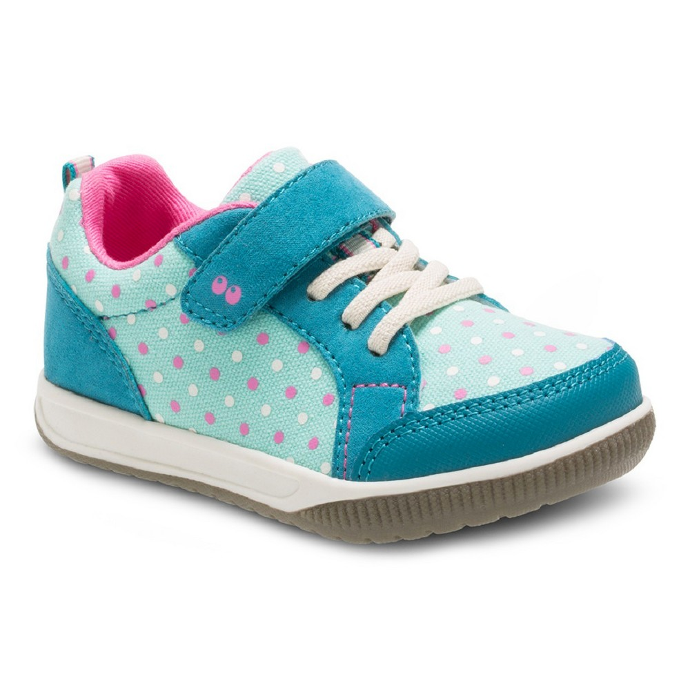 Toddler Girls Surprize by Stride Rite Cybill Sneakers 5 - Turquoise