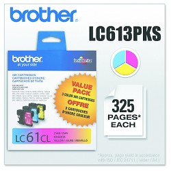 Brother® LC61 Ink Cartridges
