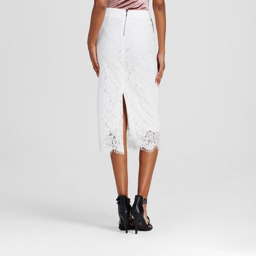 Women's Lace Pencil Skirt - XOXO (Juniors') : Target